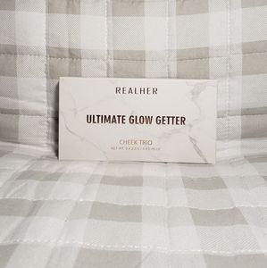 REALHER-Ultimate Glow Getter Cheek Trio